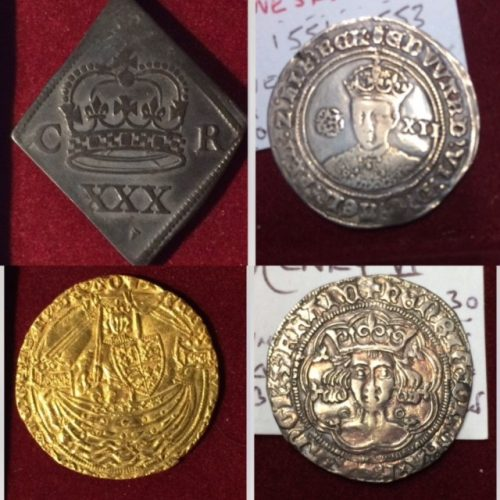 Hammered Coins Image